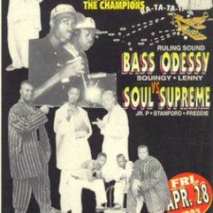 Bass Odessy vs Soul Supreme 1995