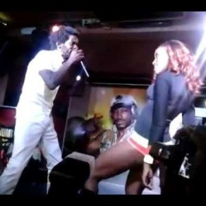 Gully Bop Aka Country Man Performing At Sting Launch (Video) - YouTube