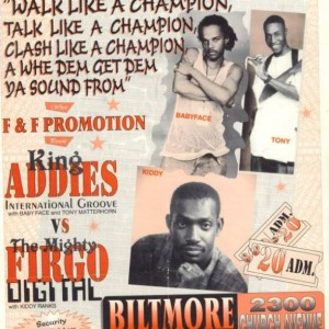 King Addies vs Firgo Digital 1994