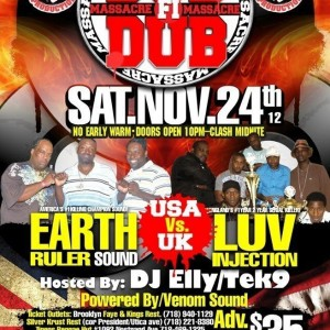 Earth Ruler Vs Luv Injection 2012
