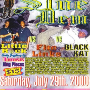 Little Rock vs Fire Links vs Black Kat 2000