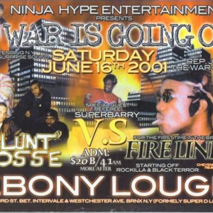 Blunt Posse vs Fire Links 2001