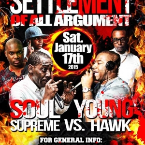 Young Hawk vs Soul Supreme 2015