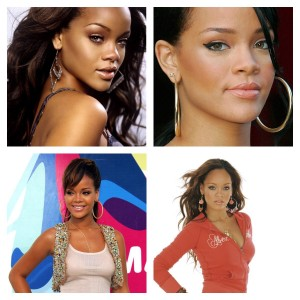 Did Rihanna get light skin?