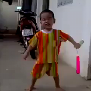 Baby Bruce Lee