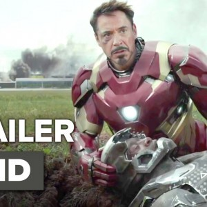Captain America: Civil War Official Trailer #1 (2016)