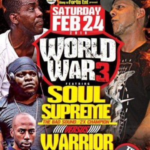 SOUL SUPREME Vs WARRIOR SOUND 2018