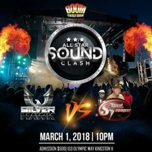 Sound Trooper vs  Silver Hawk 3/18 (Boom Clash)JA