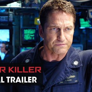 Hunter Killer (2018 Movie Official Trailer)