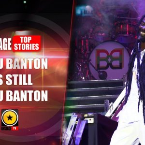 Buju Banton After 10 Years In Captivity, Unbroken Reggae Warrior