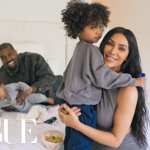 73 Questions With Kim Kardashian West (ft. Kanye West)