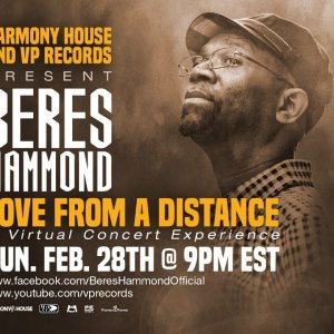 Beres Hammond - Love From A Distance Live