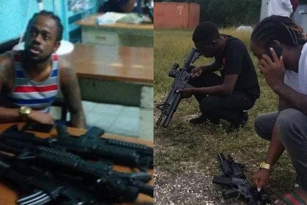 Kalado-Taken-Into-Police-Custody-For-Fake-Rifle-Guns.jpg